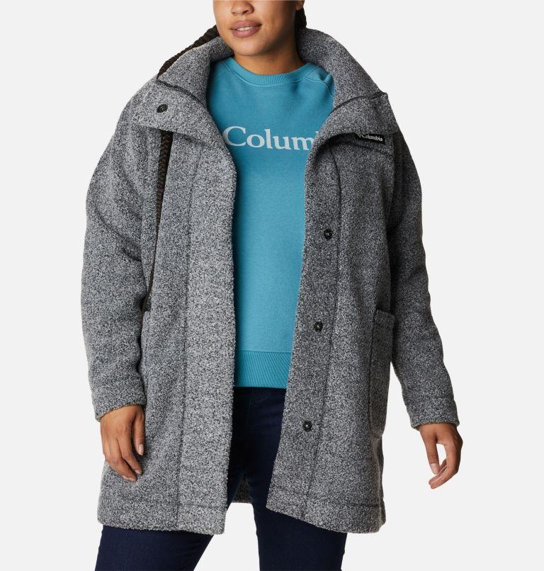 Women's Panorama Long Jacket - Plus Size Women's Panorama Long Jacket - Plus Size, a4