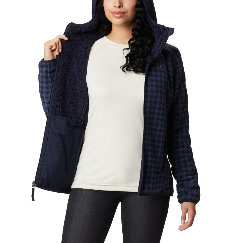 Women's Winter Pass™ Print Fleece Full Zip Jacket Women's Winter Pass™ Print Fleece Full Zip Jacket, a3