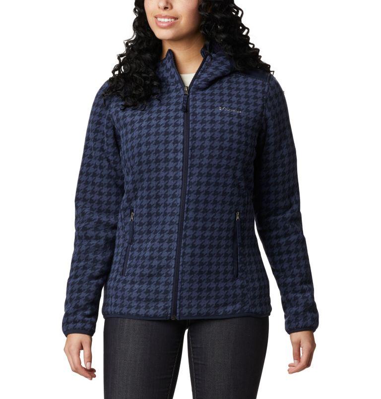 Women's Winter Pass™ Print Fleece Full Zip Jacket Women's Winter Pass™ Print Fleece Full Zip Jacket, front