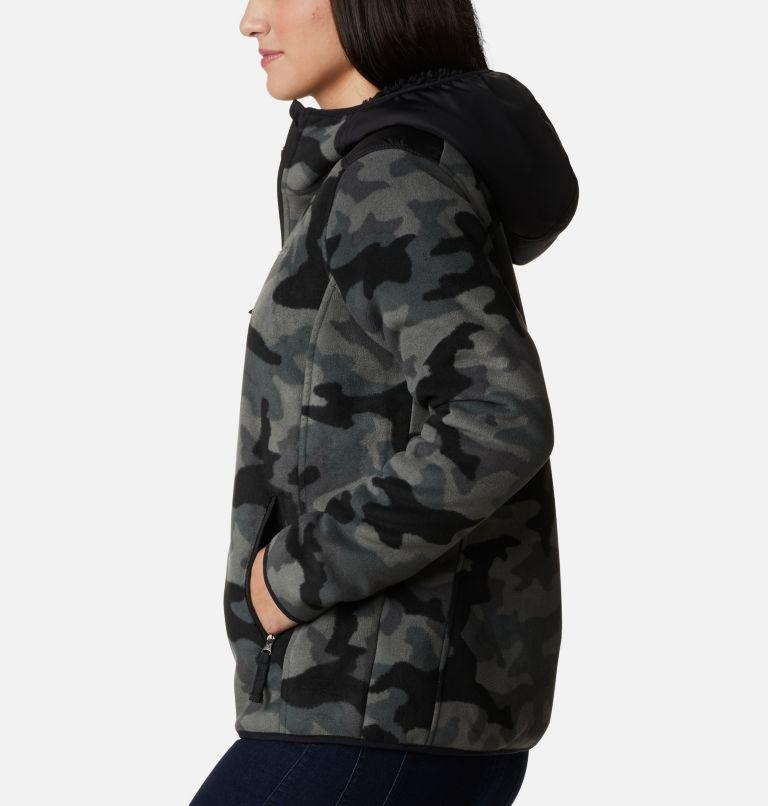 Giacca Winter Pass Print Fleece Full Zip da donna Giacca Winter Pass Print Fleece Full Zip da donna, a1