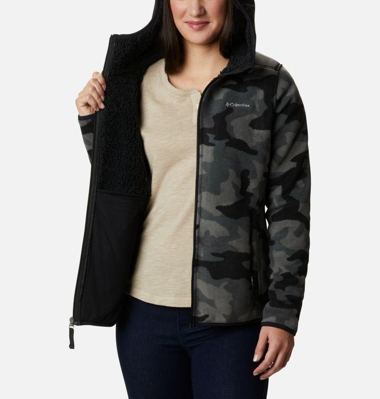 Giacca Winter Pass Print Fleece Full Zip da donna Giacca Winter Pass Print Fleece Full Zip da donna, a3