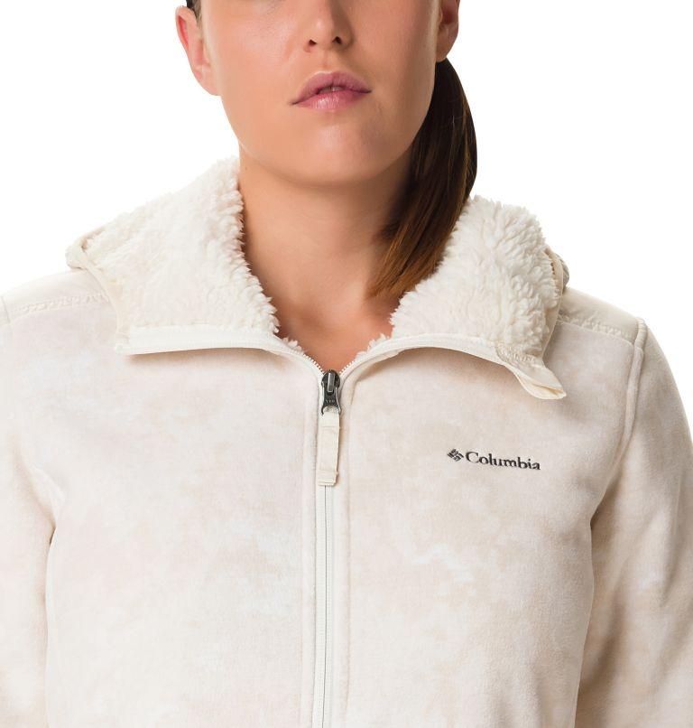 Women's Winter Pass Print Fleece Full Zip Jacket Women's Winter Pass Print Fleece Full Zip Jacket, a2
