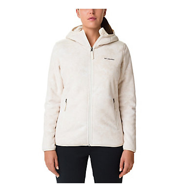 Giacca Winter Pass Print Fleece Full Zip da donna , front