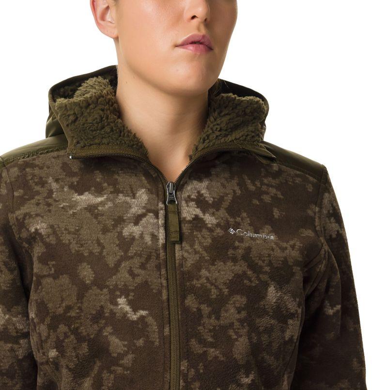 Giacca Winter Pass Print Fleece Full Zip da donna Giacca Winter Pass Print Fleece Full Zip da donna, a2