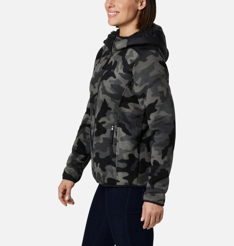 Women's Winter Pass™ Print Fleece Full Zip Jacket Women's Winter Pass™ Print Fleece Full Zip Jacket, a1