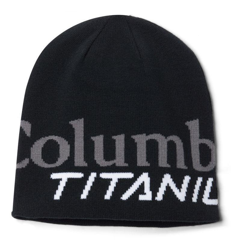 Titanium™ DWR Beanie | 010 | O/S Bonnet Titanium™ DWR Unisexe, Black, front
