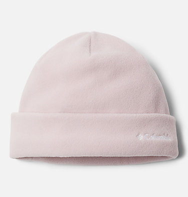 Kids' Fast Trek™ Fleece Beanie Youth Fast Trek™ Beanie | 618 | L/XL, Mineral Pink, front