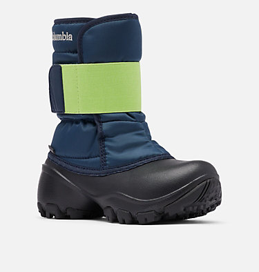 Little Kids' Rope Tow Kruser 2 Boot CHILDRENS ROPE TOW™ KRUSER 2 | 010 | 10, Whale, Fission, 3/4 front