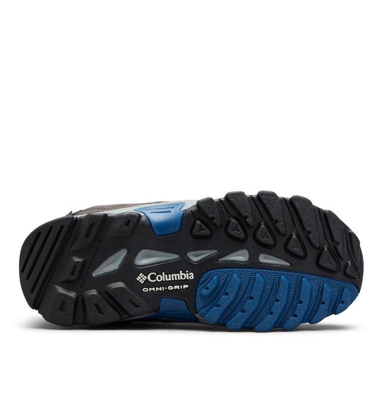 YOUTH FIRECAMP™ SLEDDER 3 WP | 089 | 4 Big Kids' Firecamp™ Sledder Waterproof Shoe, Dark Grey, Royal