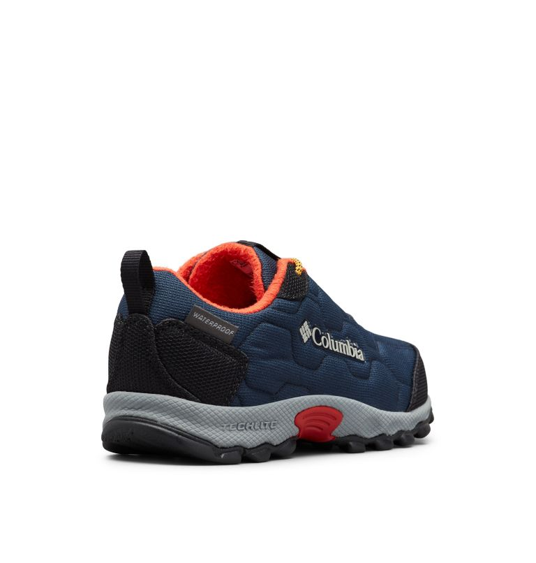 Chaussure Imperméable Firecamp™ Sledder 3 Junior Chaussure Imperméable Firecamp™ Sledder 3 Junior, 3/4 back