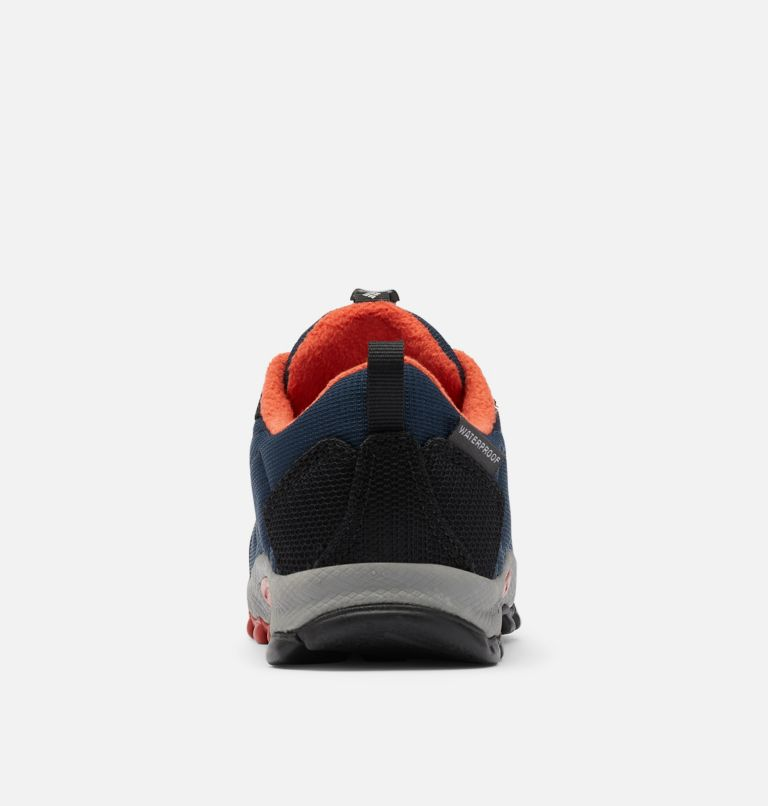 CHILDRENS FIRECAMP™ SLEDDER 3 WP | 464 | 13 Chaussure Imperméable Firecamp Sledder 3 Enfant, Collegiate Navy, Flame, back