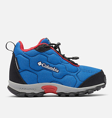 Kids' Firecamp Mid 2 Waterproof Shoe , front