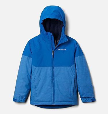 Boys' Alpine Action™ II Jacket Alpine Action™II Jacket | 432 | XXS, Bright Indigo Heather, Bright Indigo, front