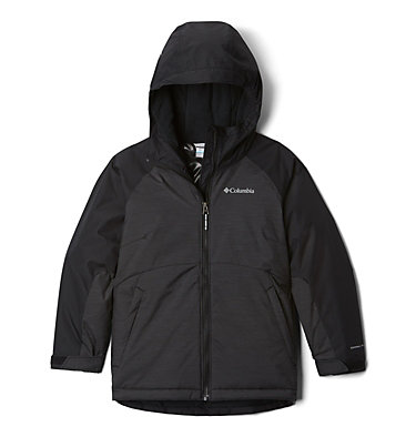 Girls' Alpine Action™ II Jacket Alpine Action™II Jacket | 689 | XL, Black, front