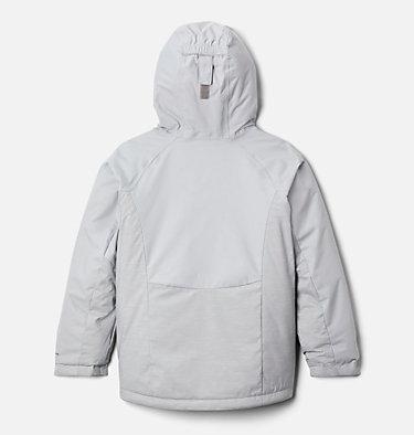 Girls' Alpine Action™ II Jacket Alpine Action™II Jacket | 689 | XL, Columbia Grey Heather, Columbia Grey, back