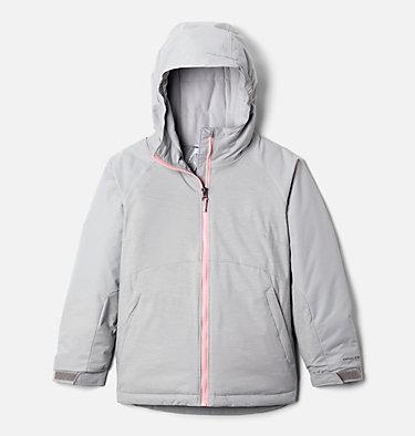 Girls' Alpine Action™ II Jacket Alpine Action™II Jacket | 689 | XL, Columbia Grey Heather, Columbia Grey, front