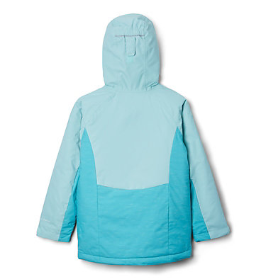 Girls' Alpine Action™ II Jacket Alpine Action™II Jacket | 689 | XL, Geyser, Spray, back