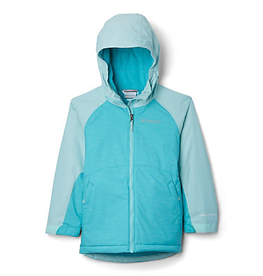 Girls' Alpine Action™ II Jacket Alpine Action™II Jacket | 689 | XL, Geyser, Spray, front