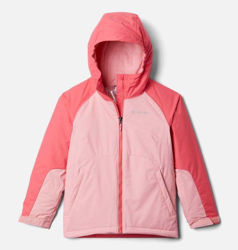 Girls' Alpine Action™ II Jacket Girls' Alpine Action™ II Jacket, front