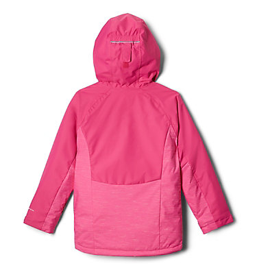 Girls' Alpine Action™ II Jacket Alpine Action™II Jacket | 689 | XL, Pink Ice, back