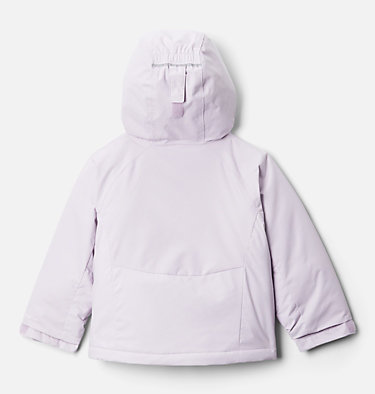 Manteau Alpine Action™ II pour fille Alpine Action™II Jacket | 689 | 2T, Pale Lilac Heather, Pale Lilac, White, back