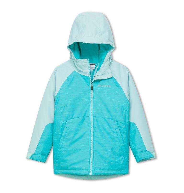 Girl's Alpine Action II Ski Jacket Girl's Alpine Action II Ski Jacket, front