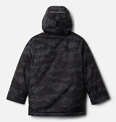 Boys' Alpine Free Fall™ II Jacket Alpine Free Fall™II Jacket | 012 | M, Black MountainScape Print, back
