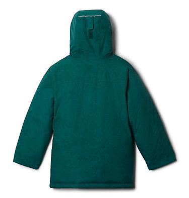 Boys' Alpine Free Fall™ II Jacket Alpine Free Fall™II Jacket | 363 | L, Pine Green Continents Camo, back