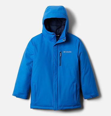 Boys' Alpine Free Fall™ II Jacket Alpine Free Fall™II Jacket | 012 | M, Bright Indigo, front
