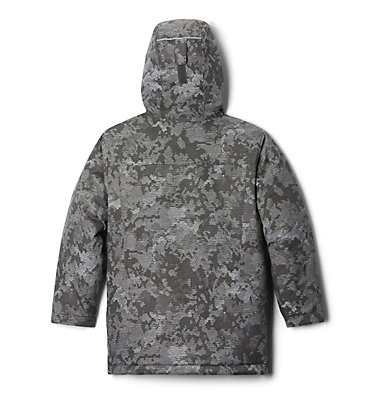 Boys' Toddler Alpine Free Fall™ II Jacket Alpine Free Fall™II Jacket | 432 | 4T, Grill Continents Camo, back