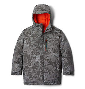 Boys' Toddler Alpine Free Fall™ II Jacket