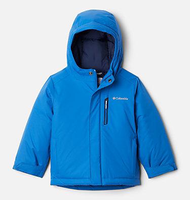 Boys' Toddler Alpine Free Fall™ II Jacket Alpine Free Fall™II Jacket | 432 | 4T, Bright Indigo, front