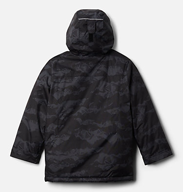 Veste Alpine Free Fall™II Enfant Alpine Free Fall™II Jacket | 010 | XS, Black MountainScape Print, back