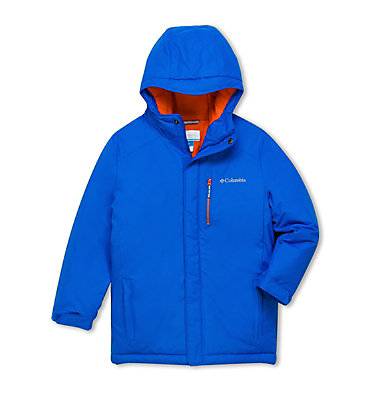 Boys' Alpine Free Fall II Jacket , front
