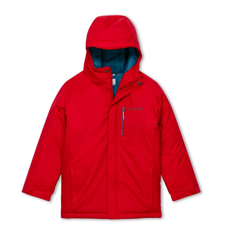 Boys' Alpine Free Fall II Ski Jacket Boys' Alpine Free Fall II Ski Jacket, front