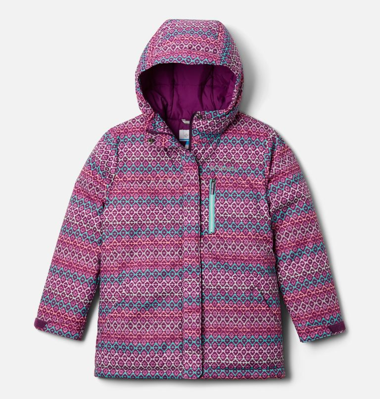 Girls' Alpine Free Fall™ II Jacket Girls' Alpine Free Fall™ II Jacket, front
