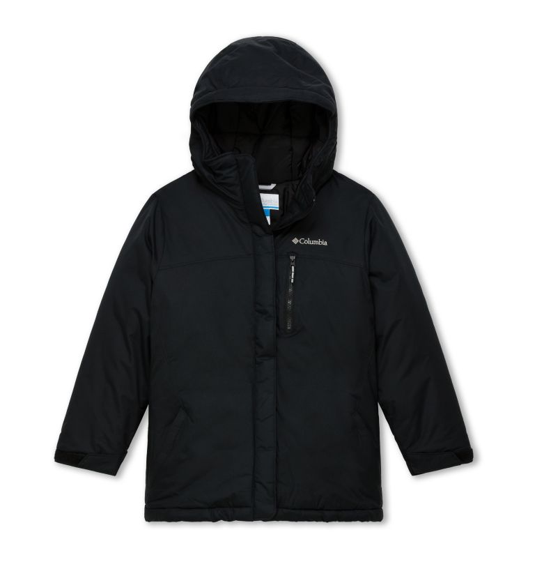 Alpine Free Fall™ II Jacket | 010 | XL Veste de ski Alpine Free Fall™II Junior, Black, front