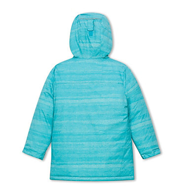 Kids' Alpine Free Fall™ II Jacket Alpine Free Fall™II Jacket | 575 | XS, Geyser Compact Strokes, back