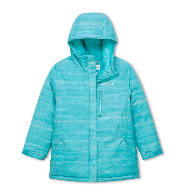 Girl's Alpine Free Fall II Ski Jacket Girl's Alpine Free FallII Ski Jacket, front