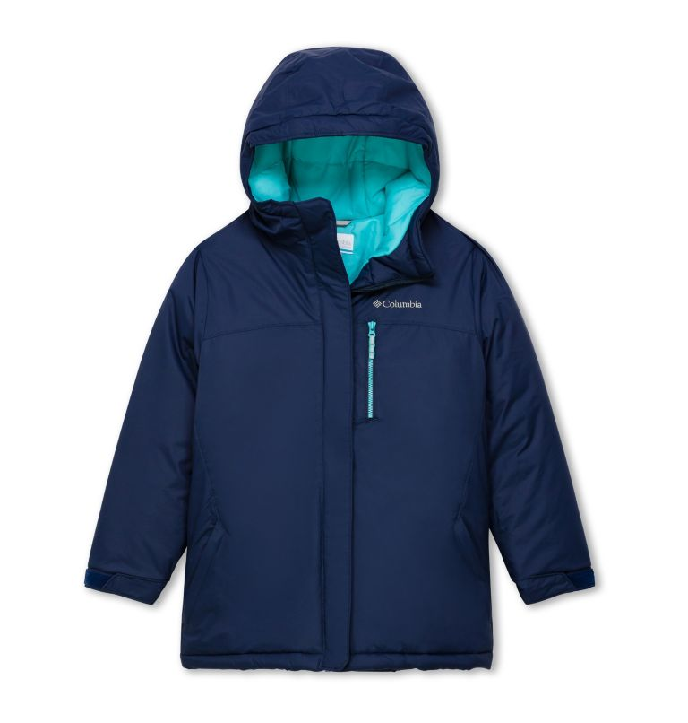 Alpine Free Fall™ II Jacket | 466 | L Youth Alpine Free Fall™II Ski Jacket, Nocturnal, front