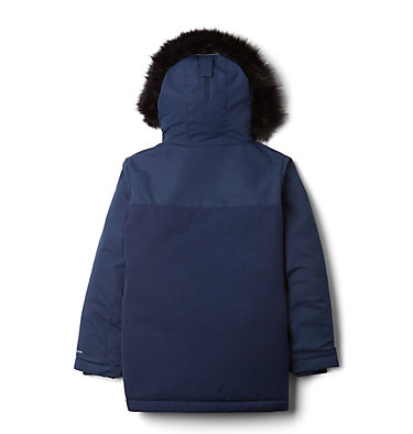 Boys' Boundary Bay Down Parka Boundary Bay™Down Parka | 464 | L, Collegiate Navy, back
