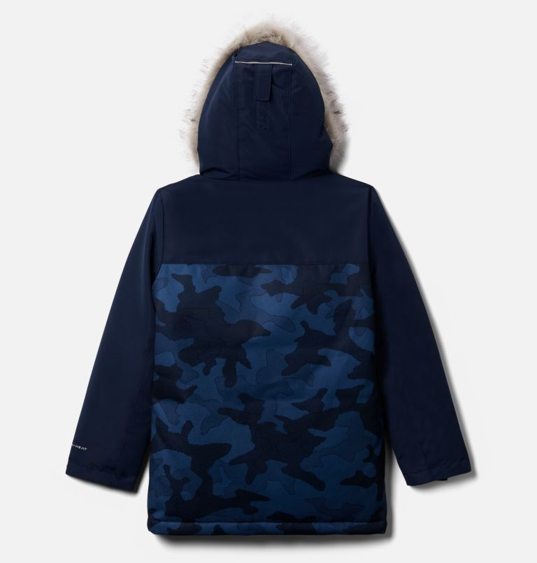 Boys' Boundary Bay™ Down Parka Boys' Boundary Bay™ Down Parka, back