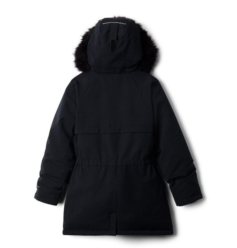 Boundary Bay™Down Parka | 010 | XXS Parka matelassé Boundary Bay™ pour fille, Black, back