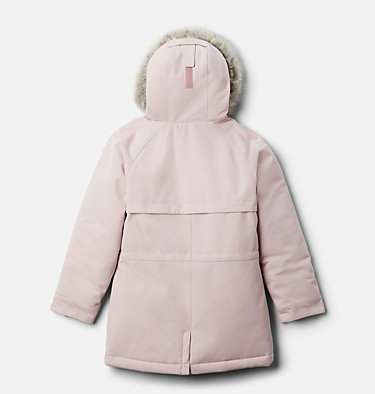 Girls' Boundary Bay™ Down Parka Boundary Bay™Down Parka | 327 | XXS, Mineral Pink, back