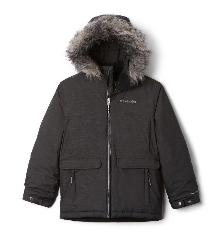 Basin Butte™Casual Ski Jacket | 010 | M Veste de Ski Casual Basin Butte™ Junior, Black, front