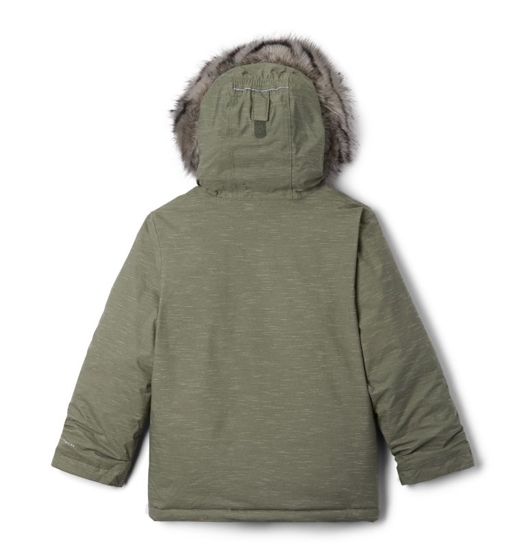 Basin Butte™ Casual Ski Jacket | 316 | XXS Veste de Ski Casual Basin Butte™ Junior, Cypress, back
