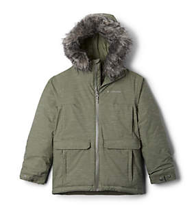Kids' Basin Butte™ Casual Ski Jacket