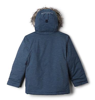 Manteau de ski décontracté Basin Butte™ pour enfant Basin Butte™Casual Ski Jacket | 464 | XS, Collegiate Navy, back