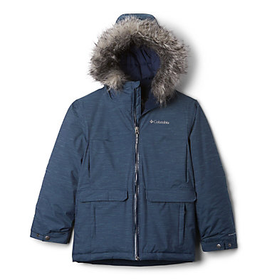 Boys' Basin Butte™ Casual Ski Jacket , front