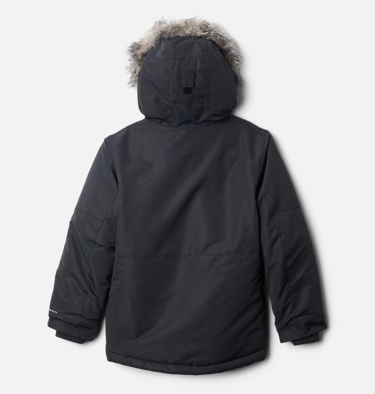 Nordic Strider™Jacket | 011 | XS Boys' Nordic Strider™ Jacket, Black, back